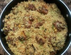 Veg Recipes, Indian Food Recipes, Chicken Recipes, Cooking Tips, Cooking Recipes, Spiced Rice, Biryani, Pressure Cooking, No Bake Cake