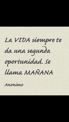 Agarrala! Oportunidad #vida #motivacion