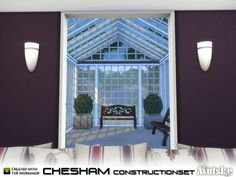 Lana CC Finds - Chesham Construtionset Part 1 by mutske