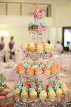 Cupcakes for a wedding, or anything else!