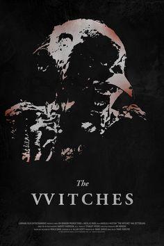 Poster for The Witches by Scott Saslow. #thewitches #nicolasroeg #jimhenson #roalddahl #angelicahuston #maizetterling #rowanatkinson #janehorrocks #brendablethyn #90s #fantasy #horror #witch #movieposter #graphicdesign #posterdesign #fanart #alternativefilmposter #alternativemovieposter #photoshop