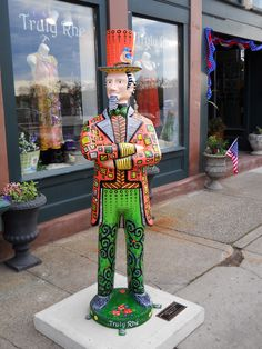 The Uncle Sam Project, Troy, NY Public Art