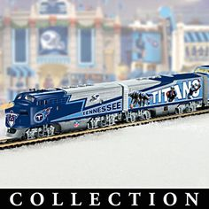 Collectible NFL Football Express Train Collection: NFL Memorabilia  $75.00