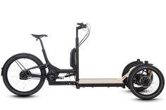 Bullitt Cargo Bike, Velo Tricycle, Three Wheel Bicycle, Dutch Bicycle, Bbq Shop, Velo Cargo, Bike Trailer, Mini Camper, Bike Pedals