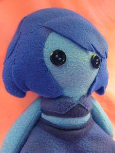 Lapis Lazuli Steven universo vello peluche bambola