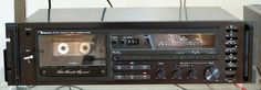 Nakamichi 670-ZX Tape Deck