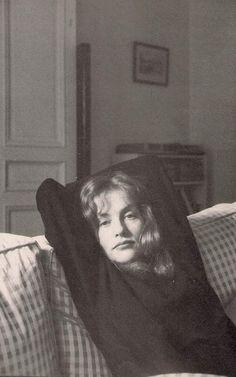Henri Cartier-Bresson, Isabelle Huppert, 1980s