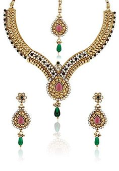 Asian & Indian Wedding Jewellery from Asian Bride magazine