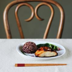 Recipe: Nobu's Miso-Marinated Black Cod | Kitchn