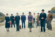 Lifetime will air the Agatha Christie mini-series And Then There Were None in March. Have you read the book? Will you watch?