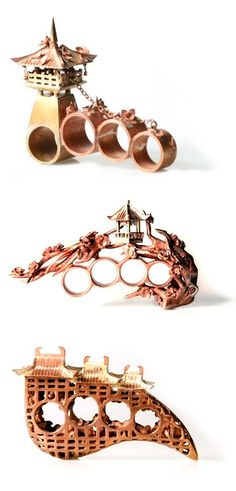 TheCarrotbox.com modern jewellery blog : obsessed with rings // feed your fingers!: Payson Ni