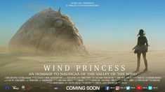 "Short Film Teaser and brief behind-the-scenes of ""Wind Princess"" inspired by Miyazaki's ""Nausicaa"" Tokyo Museum, L Anime, Film Releases, Anime Films, Group Of Friends, Hayao Miyazaki, Warrior Princess, Studio Ghibli, Comic Books Art"
