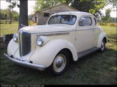 1938 Dodge Business Coupe  - http://sickestcars.com/2013/05/09/1938-dodge-business-coupe/