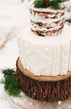 Christmas Tree Farm Wedding Inspiration - Inspired By This