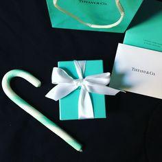 Blue box from Tiffany & Co  #bluebox #tiffanyandco