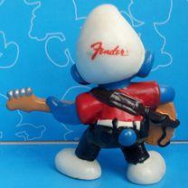 Fender Promo Smurf
