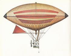 Aeronaut Flugzeug Nostalgieschild Weitere Sportarten