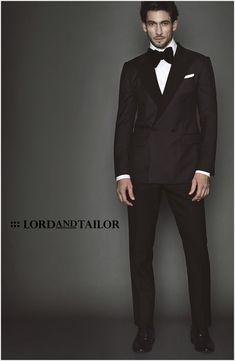 유니크한 감성과 트렌디함을 원하는 남성을 위한 '로드앤테일러' Tuxedo, Formal, Style, Fashion, Men's, Preppy, Swag, Moda, Fashion Styles