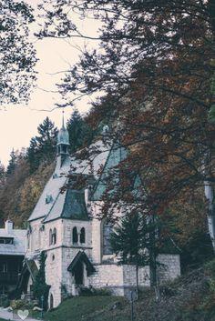 """Kindheitserinnerungen - Loslassen der Vergangenheit - Märchenschloss - """"wenn ich einmal groß bin"""""""