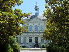 Le Palais universitaire - Photo MNC