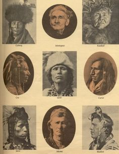 Early Canada Historical Narratives -- EASTERN WOODLAND INDIANS & THE COMING OF THE EUROPEANS