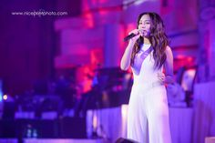 This is the pretty Kathryn Bernardo performing and singing one of her hit songs during the Sterling Paper 70th Anniversary last September 17, 2016. Kathryn was wearing a white wide-leg jumpsuit and nude high-heeled peep-toe platform pumps, which are the Christian Louboutin Lady Peep in nude patent leather. Indeed, Kathryn is a pretty, living doll and she's stylish. #KathrynBernardo #TeenQueen #KathrynforSterling #SterlingPH #SterlingPaper #Sterling70thAnniversary