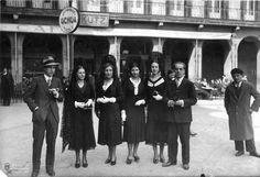 1932.Plaza del Castillo.
