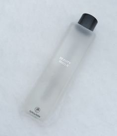 Review Son  Park Beauty Water  Honesty in Blogging