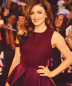 Lucy in the MuchMusic Video Awards