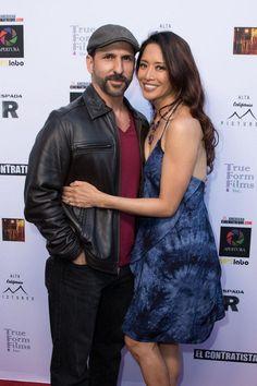 "Chuti Tiu - ""El Contratista"" Special Cast and Crew Screening in Hollywood - OhMyCeleb.com"