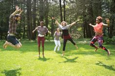 Yoga Summer Camp: An Outdoor Adventure for Adults   Kripalu Healthy Living