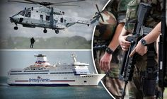 FEARS of a terror attack against passengers on ferry crossings between Britain and France have prompted one of France's biggest ferry companies to consider the unprecedented step of having armed se…