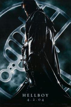 Hellboy - Guillermo Del Toro (2004).