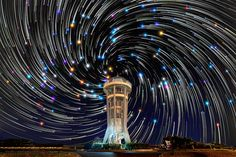 Spectacular Images of Dazzling Star Trails in the Night Sky - My Modern Metropolis
