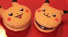Ihascupquake makes pikachu macarons