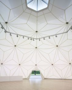 Charter-Sphere Dome designed by architect/ engineer Thomas C. Howard of Synergetics, Inc and Charter Industries, Inc
