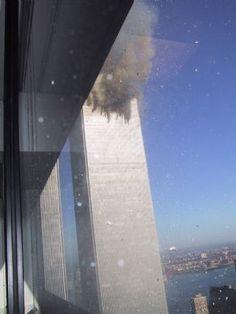 9/11: Foto nunca antes vista del atentado a las Torres Gemelas