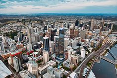Melbourne Street, San Francisco Skyline, New York Skyline, Skyscraper, Australia, Towers, City, Photography, Travel