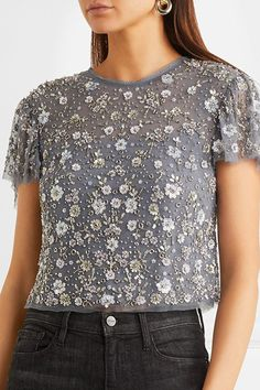 21 Designer Going-Out Tops