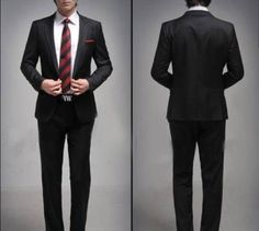 15fea1a558d0 Attire at workplace and its importance Terno Slim, Mens Attire, Mens Suits,  Slim
