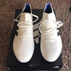 the best attitude 52575 ad0a3 adidas Shoes   Adidas Nemeziz 18.1 Fg Womens Soccer Cleats.   Color  Blue