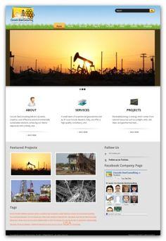Corporate Identity - Website