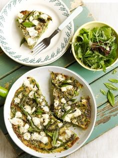 Goat's Cheese & Vegetable Frittata | Cheese Recipes | Jamie Oliver