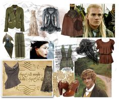 """""""Lord of The Rings Inspired Look"""" by aoife-rooney on Polyvore"""