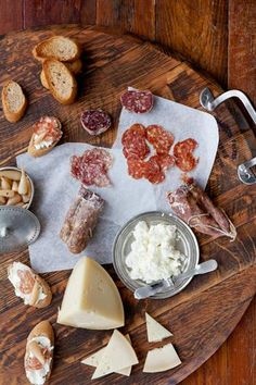 Charcuterie and Cheese  - my two food loves in one place :))
