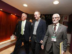 Asistiendo al XIII Congreso Autonómico 'Nuevos tiempos, nuevas soluciones', de La Unió de Llauradors i Ramaders