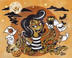 Spooky Weekend Vibes 🖤🎃👻 📸: @findnatatat