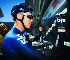 Chris Froome - Team Sky Chris Froome, Olympics, Cycling, Road Bike, Roads, Instagram, Sky, Heaven, Biking