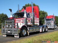 UltimateSemiTrucks.com: Australian Trucks - StockTrans Western Stars