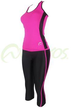 Conjunto Capri Dama 220499 Wetsuit, Capri, Interior, Swimwear, Fashion, Babydoll Sheep, September, Slip On, Sports